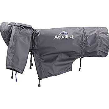 AquaTech SSRC Extra Large Sport Shield Rain Cover (Gray)