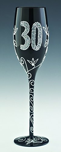 Compra Boxer GWC130 - Copa de champán, diseño con número 30, color ...