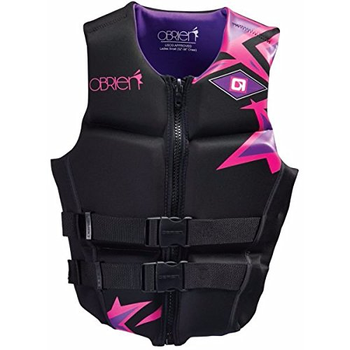 O'Brien Women's Hinged Neoprene Life Vest - Violet for sale  Delivered anywhere in USA