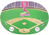 Duck House MLB St. Louis Cardinals Placemats (4 Pack)