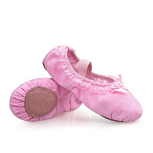 Kinder Tanz Schuhe Spitze Erwachsenen Yoga Ballett Schuhe Katze Kralle Schuhe Frauen weich unten Tanzschuhe Nude