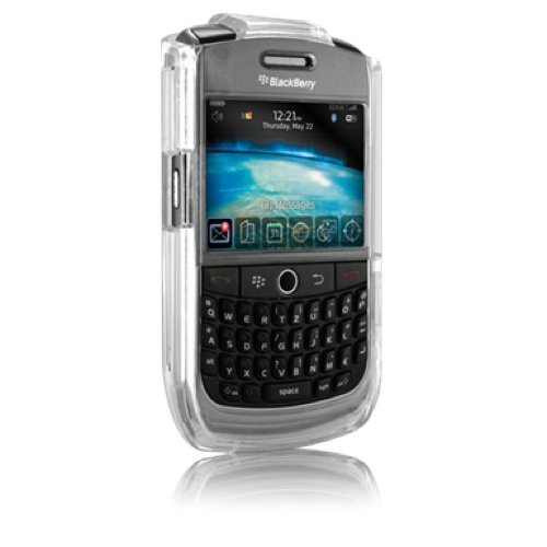 Case-Mate Naked Case for BlackBerry Curve 8900 - Clear