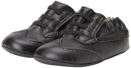 Robeez Dress Man First Walker (Infant/Toddler),Black,6 M US Toddler