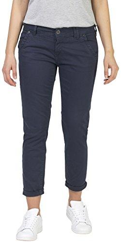 Nali Eclipse Pantaloni Donna Timezone Slim Blu 3393 total aAq7BcP