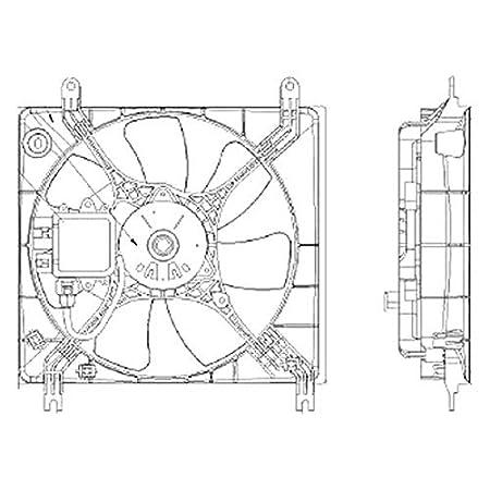 2002 Chrysler Sebring Thermostat Diagram