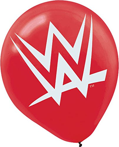 WWEParty Printed Latex Balloons, Party