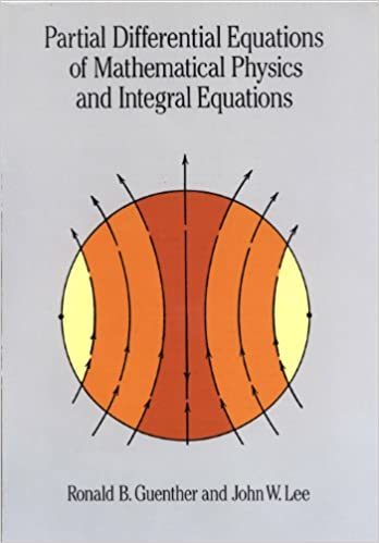 Partial differential equations of mathematical physics.