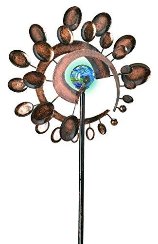 Illuminarie Dual-Motion Windwheel
