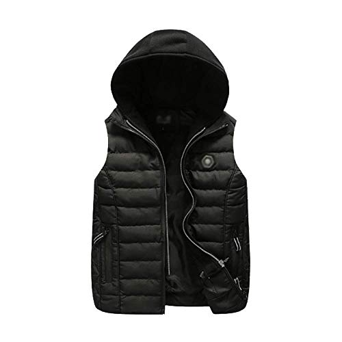 Thick Down Winter DYLBD Models Casual Warm Autumn Vest Korean and Black Version 7wO4qS