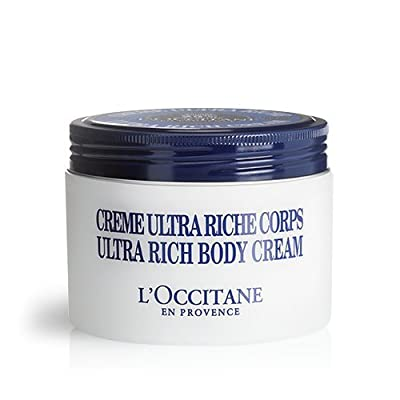 L'Occitane Moisturizing 25% Shea Butter Ultra-Rich Body Cream, 6.9 oz
