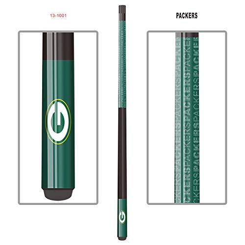 (Imperial Officaly Licensed NFL Merchandise: Modern Billiards/Pool Cue, Green Bay Packers )