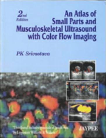 Descargar Mejortorrent An Atlas Of Small Parts And Musculoskeletal Ultrasound With Color Flow Imaging Kindle Puede Leer PDF