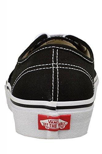 Authentic Vans Chaussures Femme Basses Noir U fnRZtROq