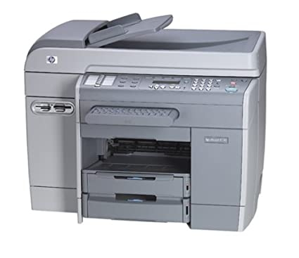 9130 HP Officejet All-in-One-multifunción (Fax en Blanco ...