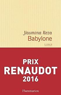 Babylone par Reza