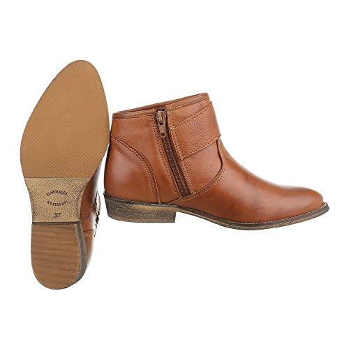 Italiaans-design Chelsea Laarzen Vrouwen Lederen Schoenen Chelsea Laarzen Blokkeren Hiel Gesp Deco Rits Enkellaarsjes Camel