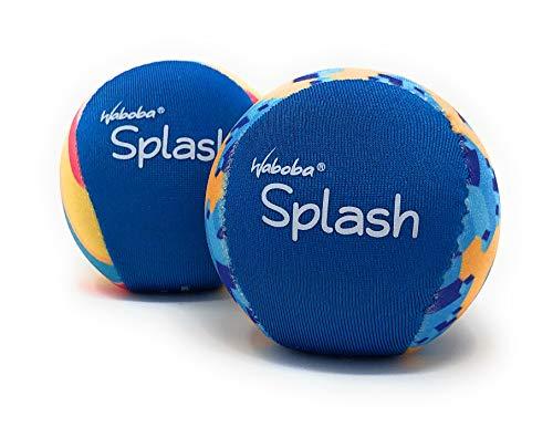 Waboba Splash Water Bouncing Ball (Colors May Vary) (Double - Bouncer Aqua