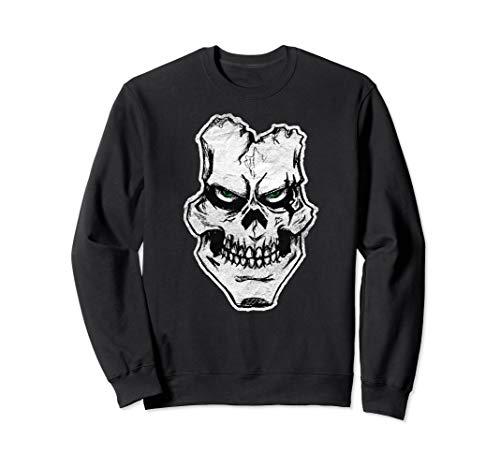 Creepy Ghoul Vintage Sweat Shirt