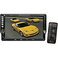 Lanzar SD75MU 7-Inch TFT Touchscreen DVD/VCD/CD/MP3/CD-R/USB/AM/FM/RDS Receiver (Discontinued by Manufacturer)
