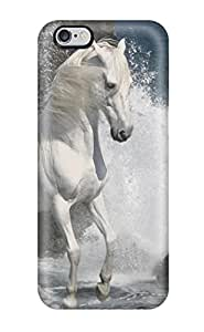 Durable Horse Back Case/cover For Iphone 6 Plus