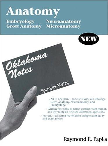 Buy Anatomy: Embryology - Gross Anatomy - Neuroanatomy ...