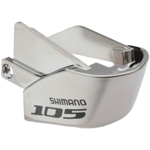 Shimano 105 5700 Right STI Lever Name Plate and Fixing Screw (Sti 105 Shifters Shimano)
