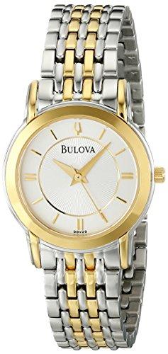Bulova Women's 98V29 Bracelet Watch