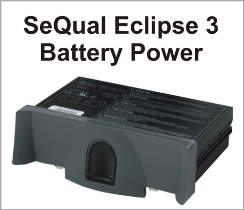 Sequal Eclipse Battery for Portable Oxygen System Eclipse 3