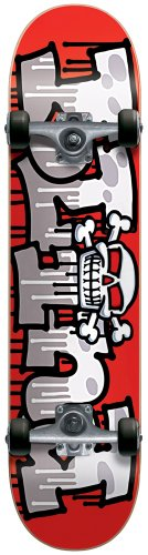 Blind Graffiti Complete Skateboard, Red, MIC6.75