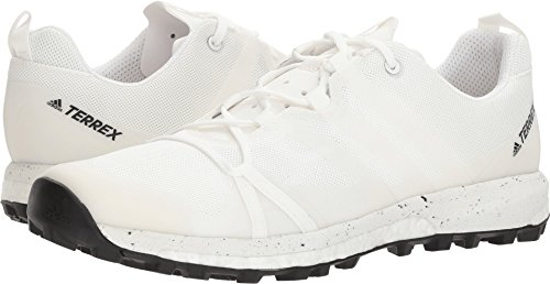 adidas Outdoor Mens Terrex Agravic Shoes Non-dyed, White, Black