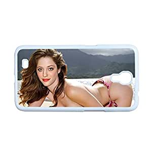 Cute Back Phone Case For Kids For Samsung I9200 Printing With Kat Dennings Choose Design 2