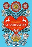 Scandinavian Folk Patterns (Creative Coloring for Grown-Ups)