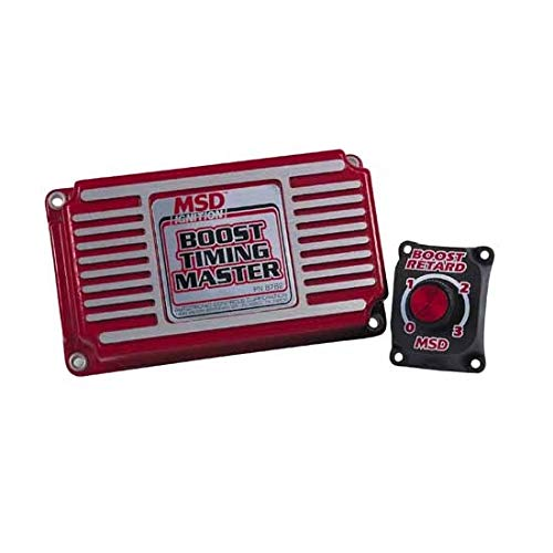 MSD 8762 Boost Timing Master for use with MSD Ignition Control
