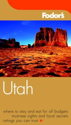 Download Fodor's Utah, 1st Edition (Travel Guide) pdf epub