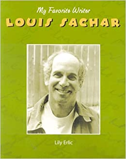Book Louis Sachar (My Favorite Writer)
