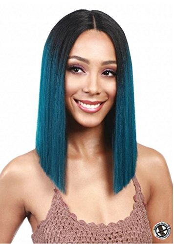 BOBBI BOSS LACE FRONT PREMIUM SYNTHETIC WIG MLF136 YARA 1