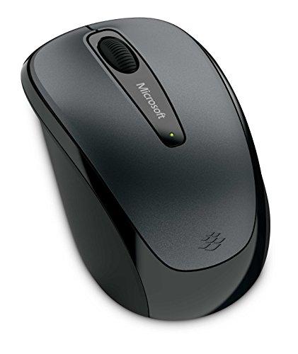 マイクロソフト マウス ワイヤレス/小型 シルバー Wireless Mob...