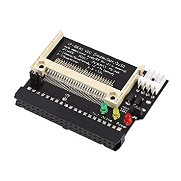 Compact Flash CF a 3.5 Hembra Adaptador IDE de Arranque de ...