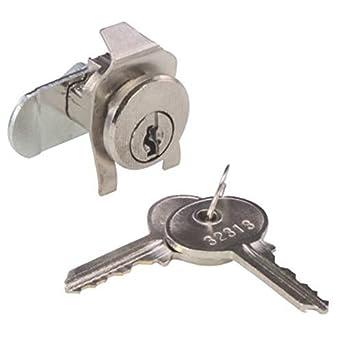 NATIONAL BRAND ALTERNATIVE 808218 Mailbox Lock for Cutler