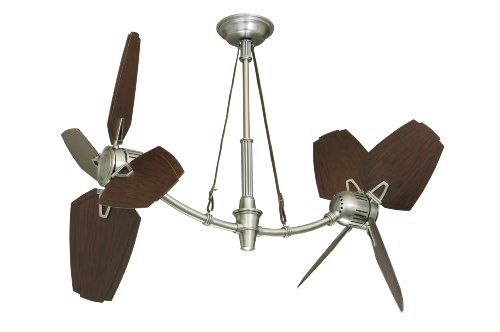 UPC 030844020902, Emerson CF3300AP St. Croix Indoor/Outdoor Ceiling Fan, 52-Inch or 44-Inch Blade Span, Antique Pewter Finish