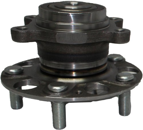 Brand New Rear Wheel Hub and Bearing Assembly fits 2006-2011 Honda Civic SI & EX Only - [2006-2010 Acura CSX]