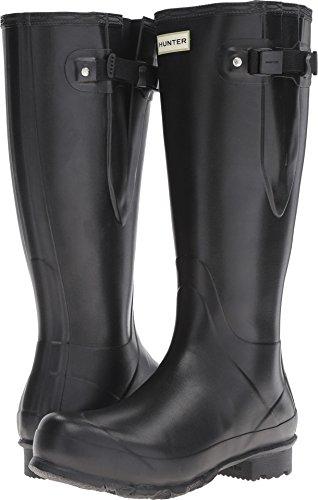 Hunter Men's Norris Field Adjustable Black Boot