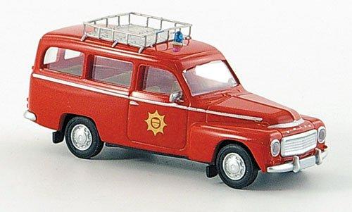 - Volvo Duett station wagon, Model Car, Ready-made, Brekina 1:87