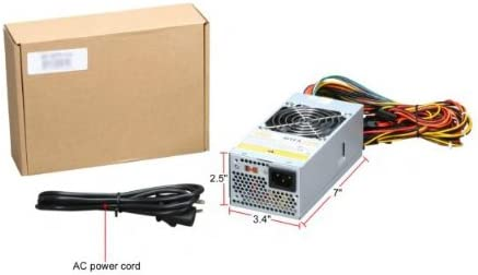 New PC Power Supply Upgrade for HP Pavilion a1133w Desktop Computer