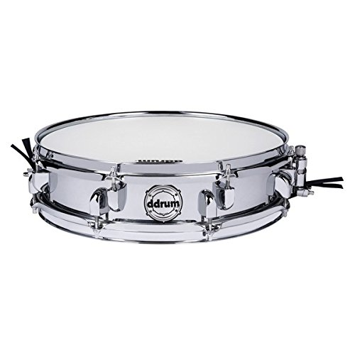 Ddrum Modern Tone Steel Piccolo Snare Drum 14 x 3.5 in. ()