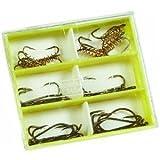 South Bend Catfish Hook Assortment (Assorted), Outdoor Stuffs