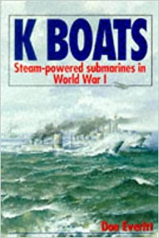 K. Boats: Steam-powered Submarines in World War I