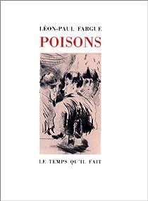 Poisons par Fargue