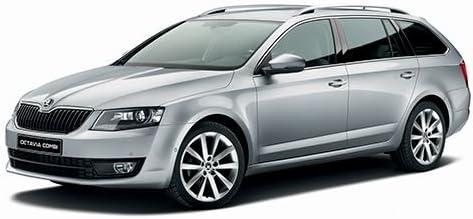 UKB4C Breathable Water Resistant Car Cover fits Skoda Fabia /& Estate