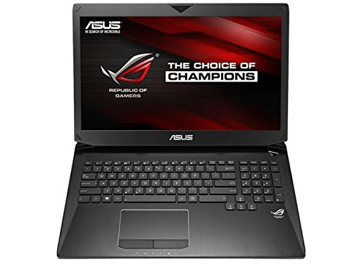 ASUS G750JZ-DB73-CA Republic of Gamers (ROG) (17.3-inch, i7-4700HQ, 24GB-DDR3, 256GB SSD+1TB HDD, GTX880M-4G, BD…